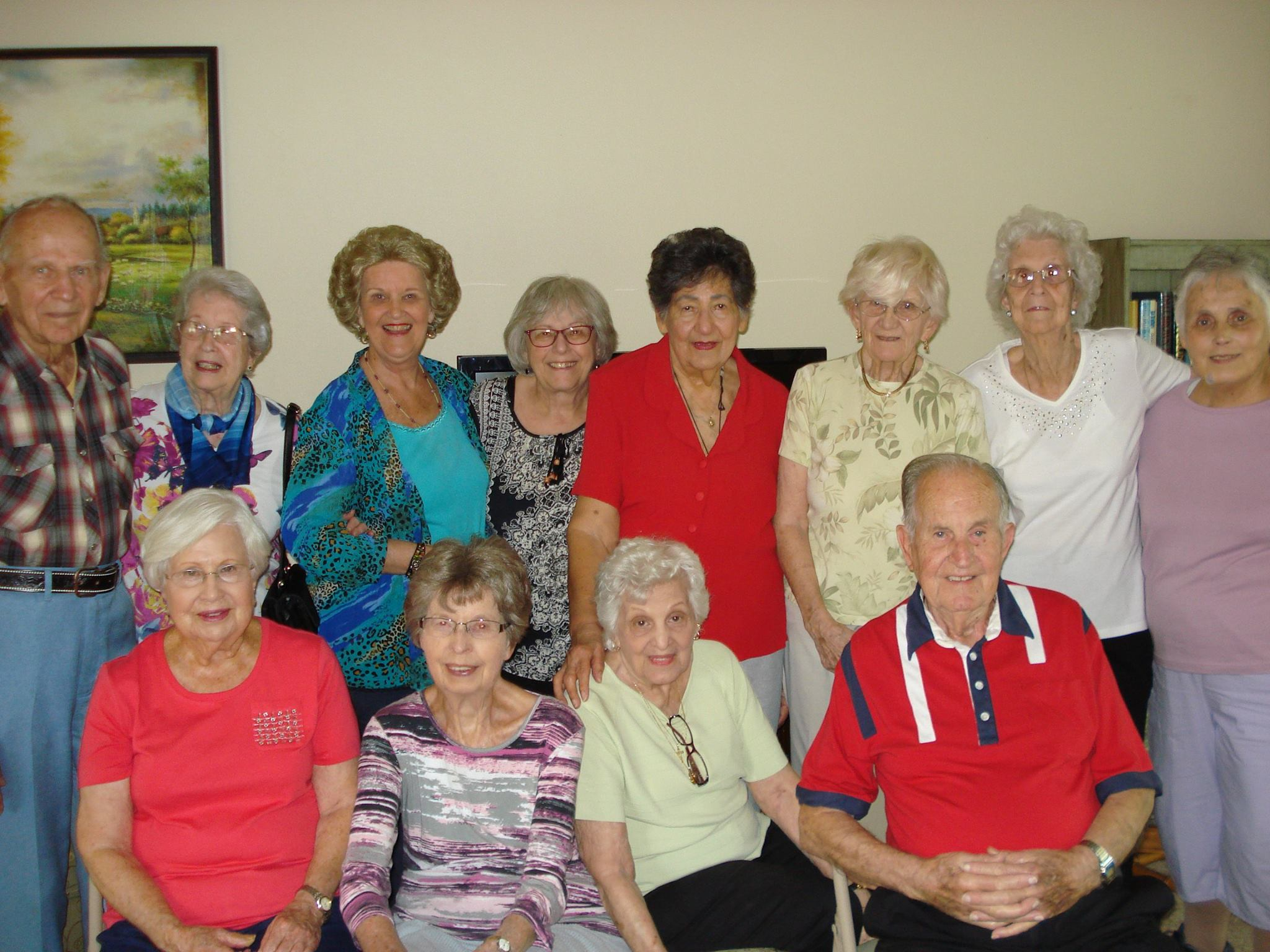 resident group