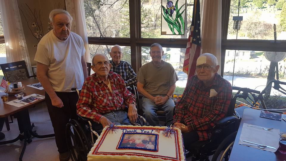 SMAL veterans