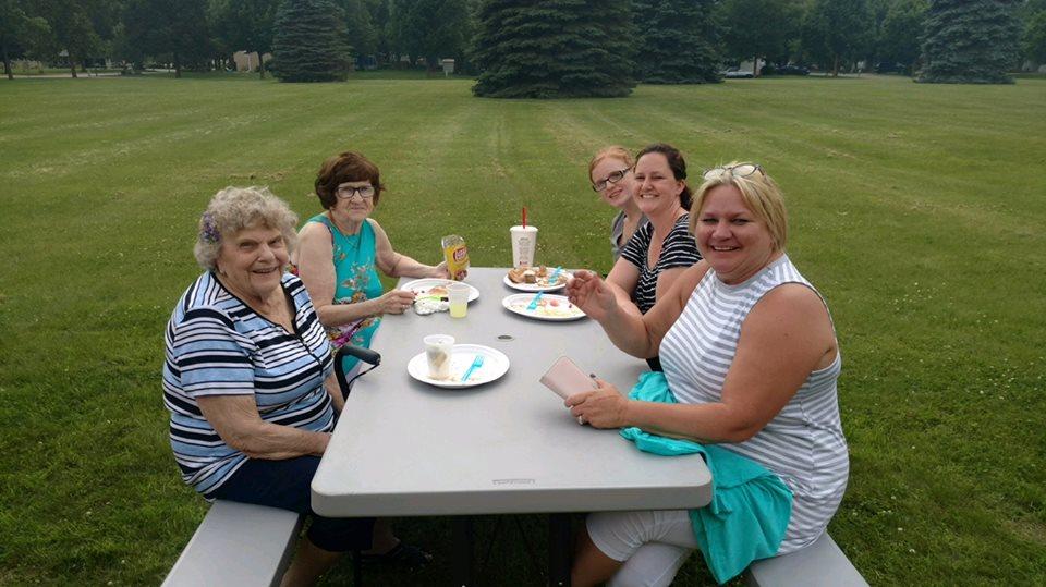 resident picnic