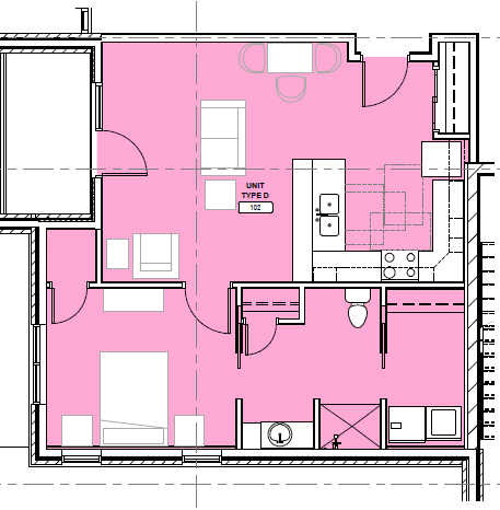 KP floor plan D