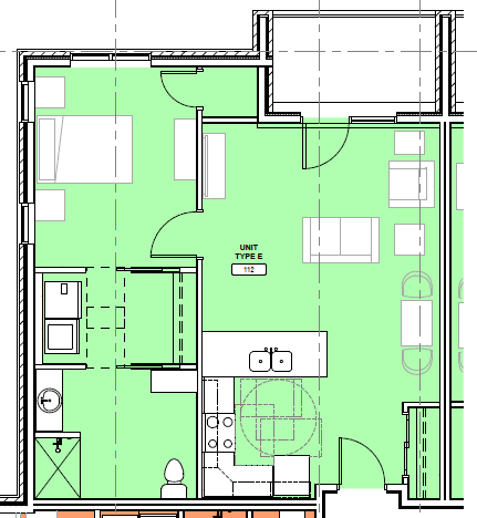 KP floor plan E