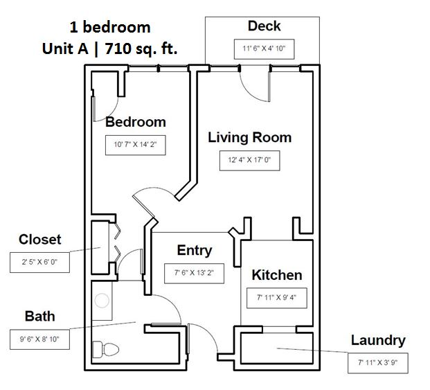 Kingsway-IL-unit-a-floorplan