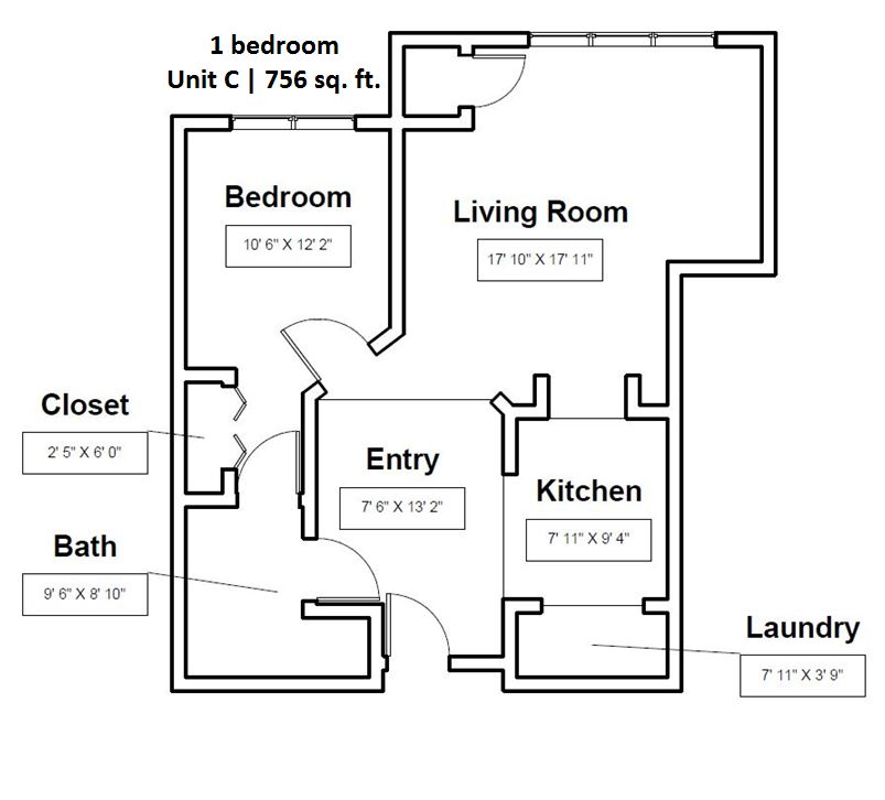 Kingsway-IL-Unit-C-floorplan