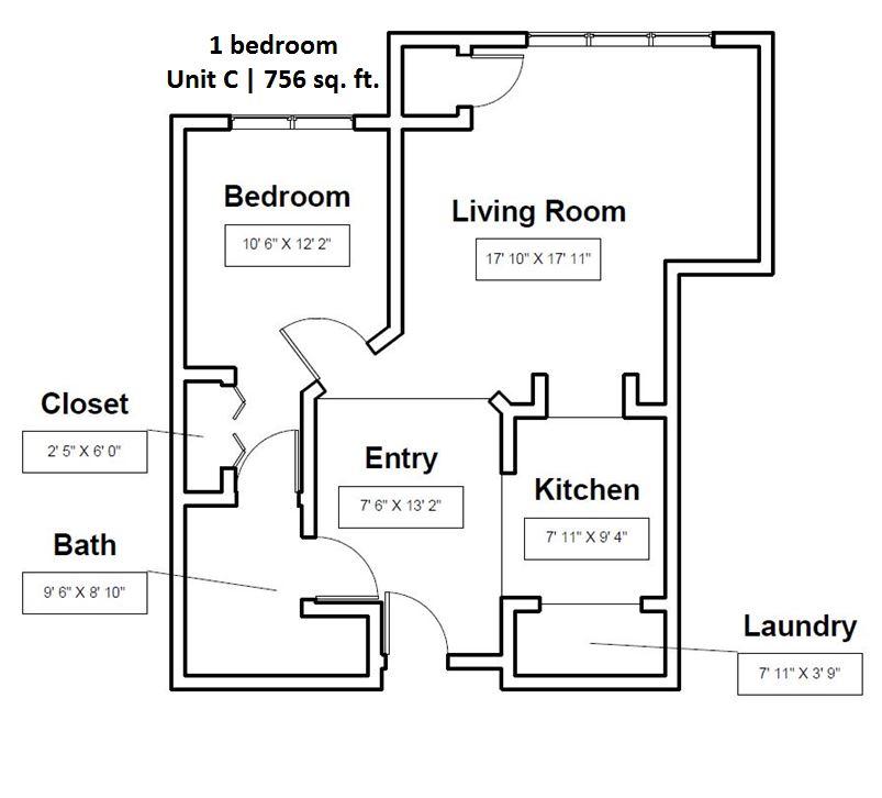 Kingsway-IL-Unit-C-floorplan