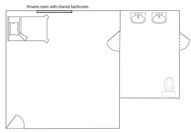Skilled-nursing-shared-bathroom